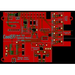 CoolEFI Basic ECU Expansion Board